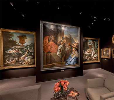 Tefaf Maastricht, March 2018