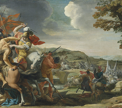 Charge of Cavalry